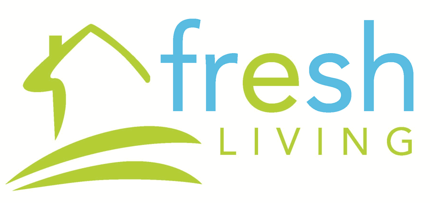 fresh living logo