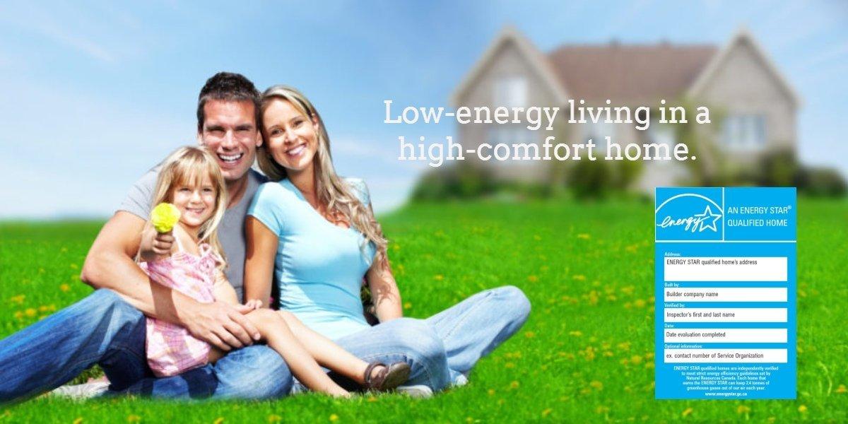Energy star banner