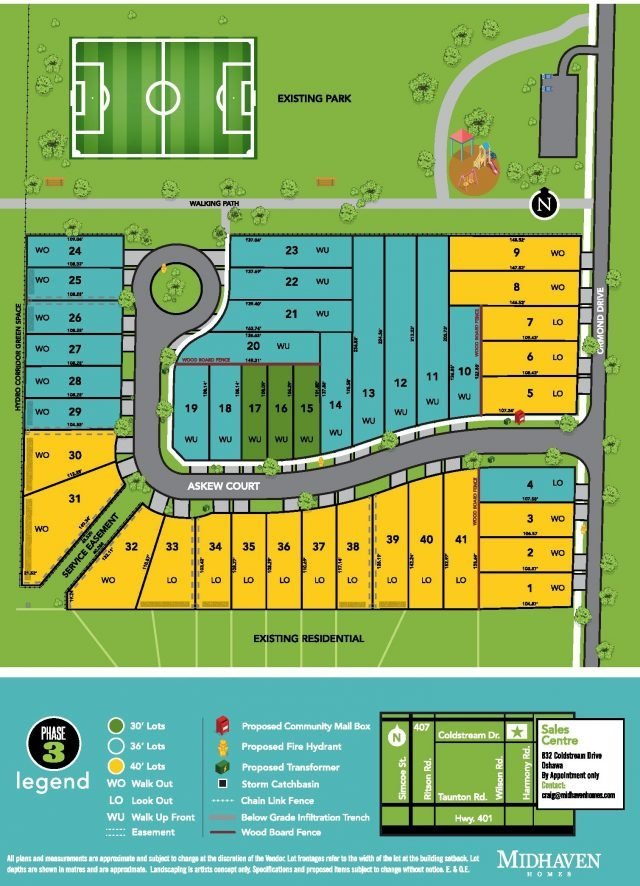 Breeze Ph3 Site Map