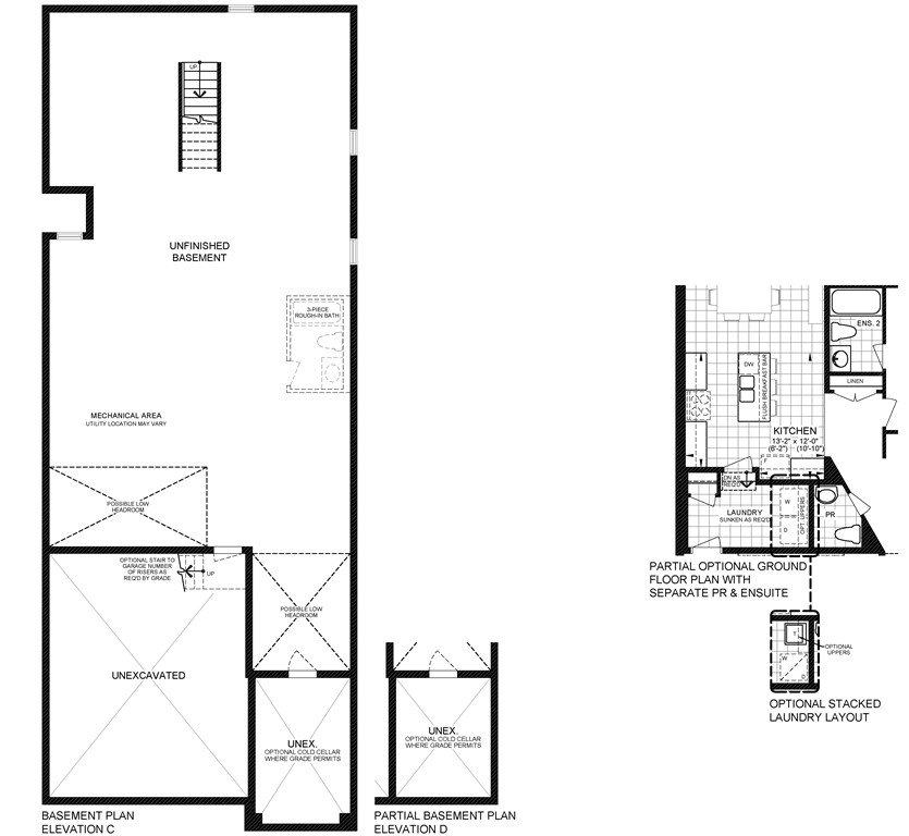 Cavendish Beach Floor Plan